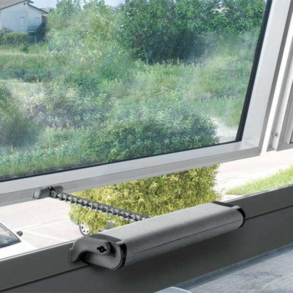 [ATI]AWC33S_60503SW_R01 체인형 자동 창문개폐기/230VAC/300mm/리모컨 포함