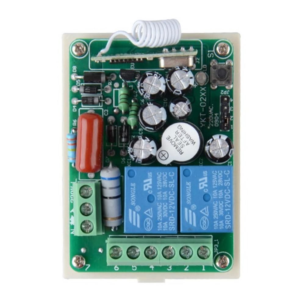 [ATI]ERM31B.02B10R/XAX  무선 스위칭 릴레이,220VAC10A 2출력