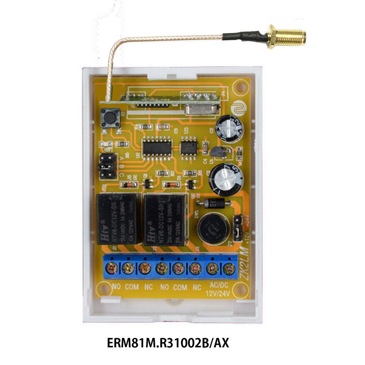 [ATI]ERM81M.02B10R3AX  무선 DC모터 정/역회전 컨트롤 스위치,12/24VDC 겸용