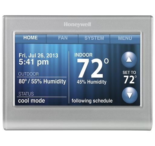 [Honeywell-us]Honeywell RTH9580WF 스마트 WiFi  냉난방 룸 써머스타트