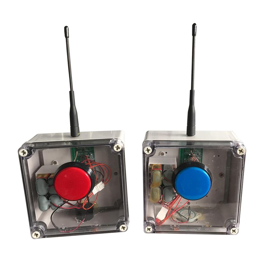 [ATI/ODM]ZLC82-R4303_B09A 집라인 컨트롤러 세트/3KM/받데리 태양전지 겸용