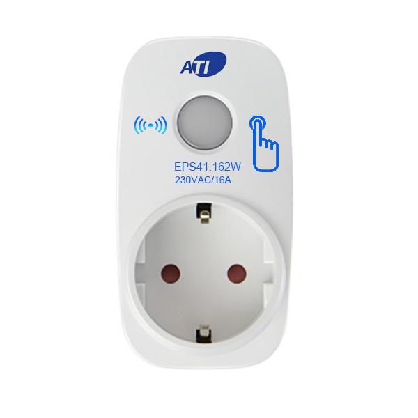 [ATI]EPS41.162W  IOT WiFi 스마트 플러그,무선 실내 콘센트/16A