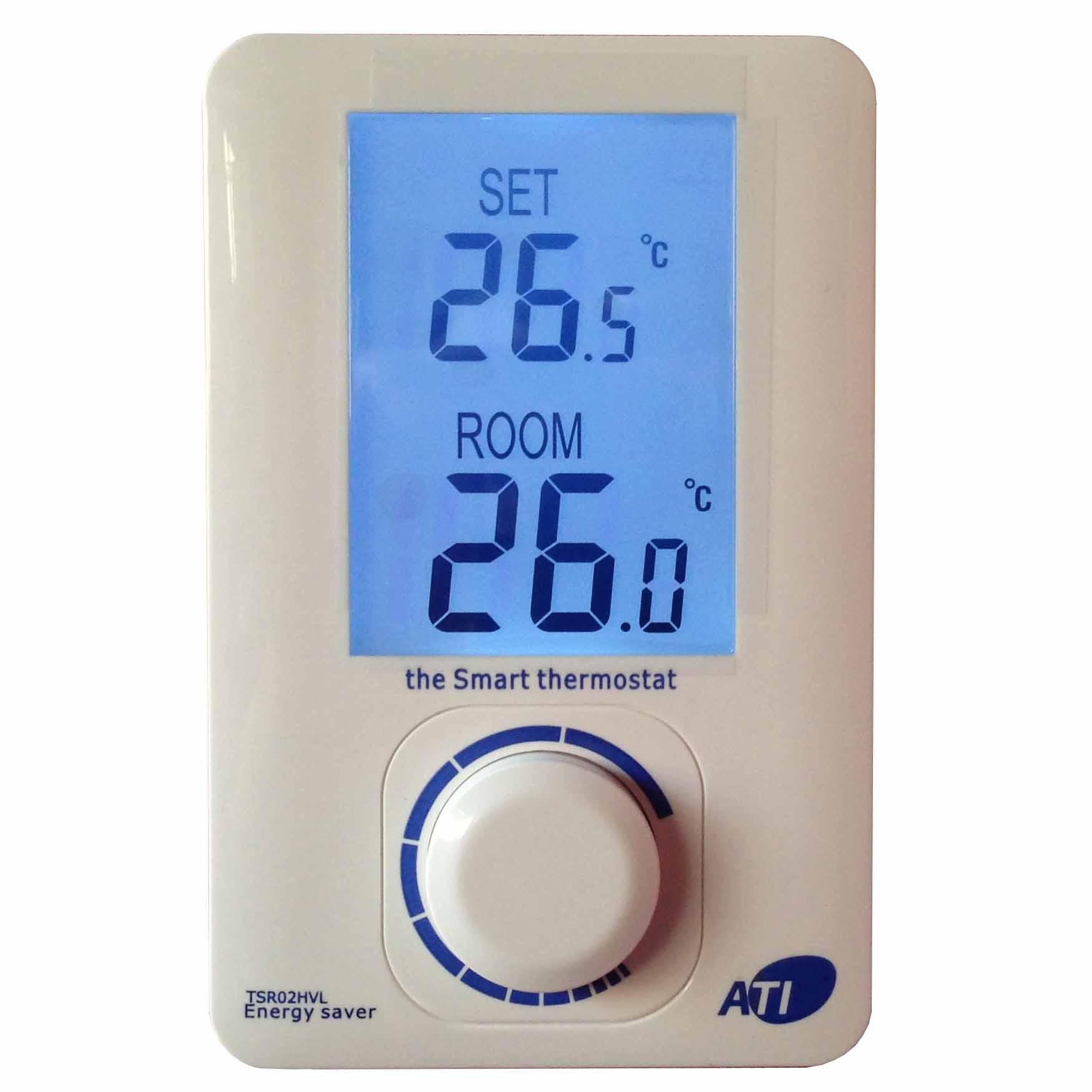 [ATI]ATI  TSR02HVL-ET100  유선 디지털 난방 온도조절기(써모스타트)