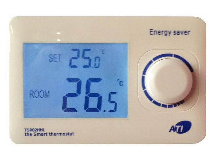 [ATI]ATI  TSR02HHL-ET100 유선 디지털 난방 온도조절기(써모스타트)