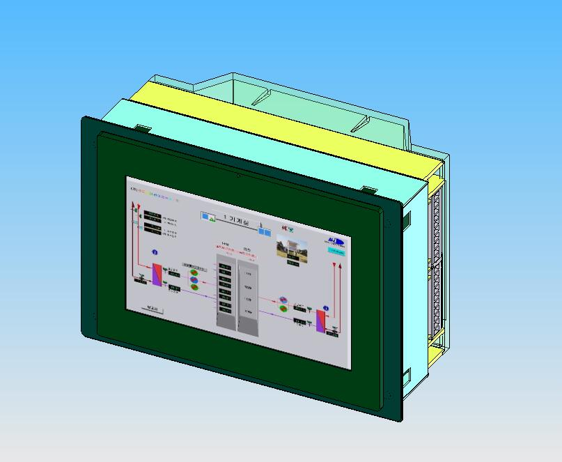[ATI]XPT35.1400MP1 블래더리스 팽창탱크제어기조절기