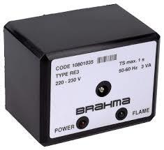 [Brahma]RE3  오일버너 컨트롤러