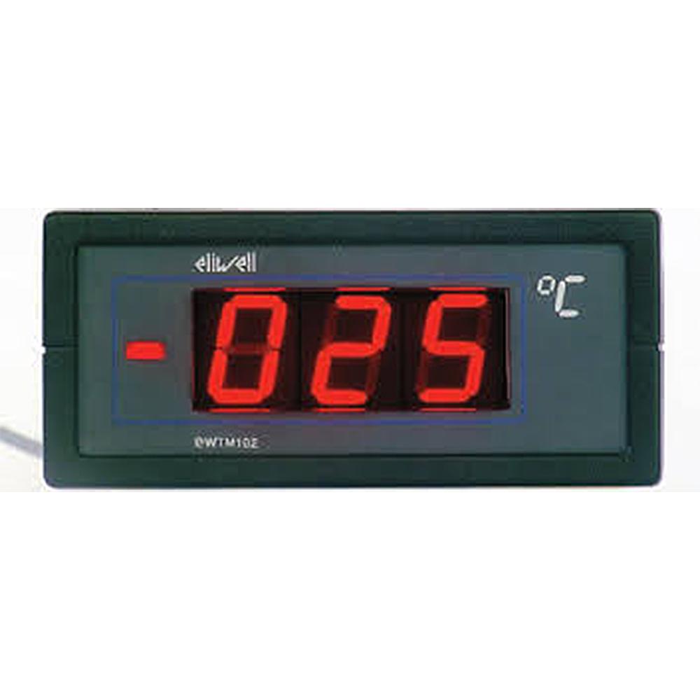 [Eliwell]Elliwell EWTM101-PTC 12VADC/ 전자식 온도 지시계(단종품)