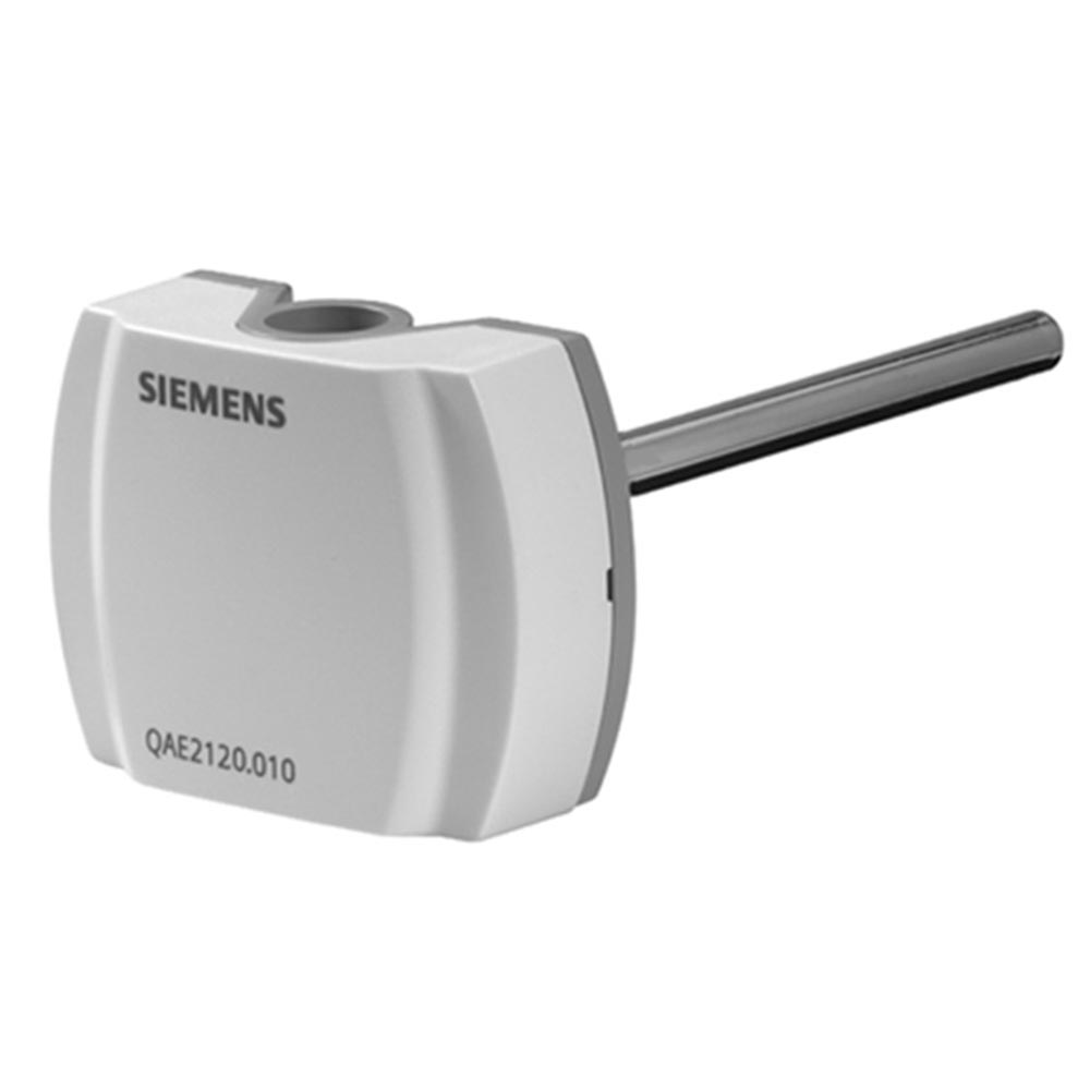 [Siemens]QAE2120.010,파이프온도 센서,LG-Ni1000/포켓 16Bar 제외