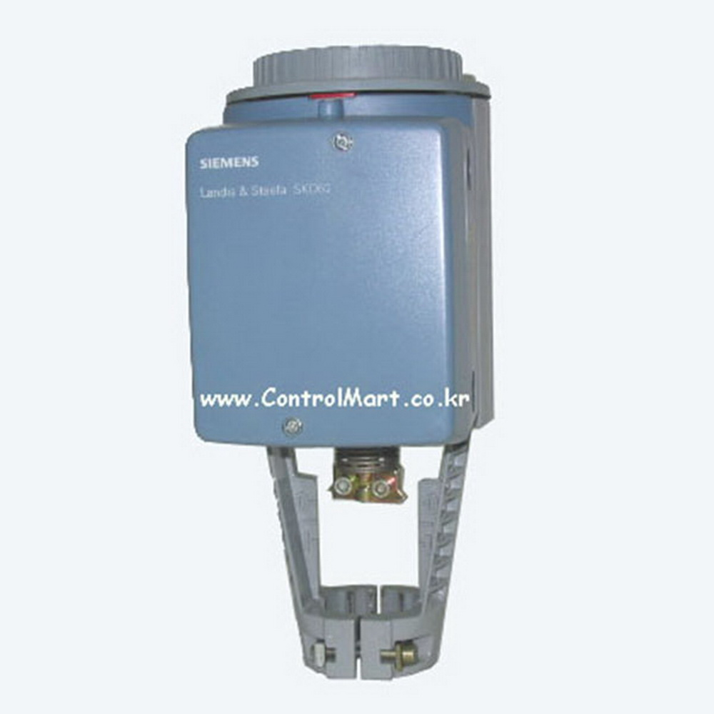 [Siem-BA]SKD62 유압식 밸브 액튜에이터/SR 타입